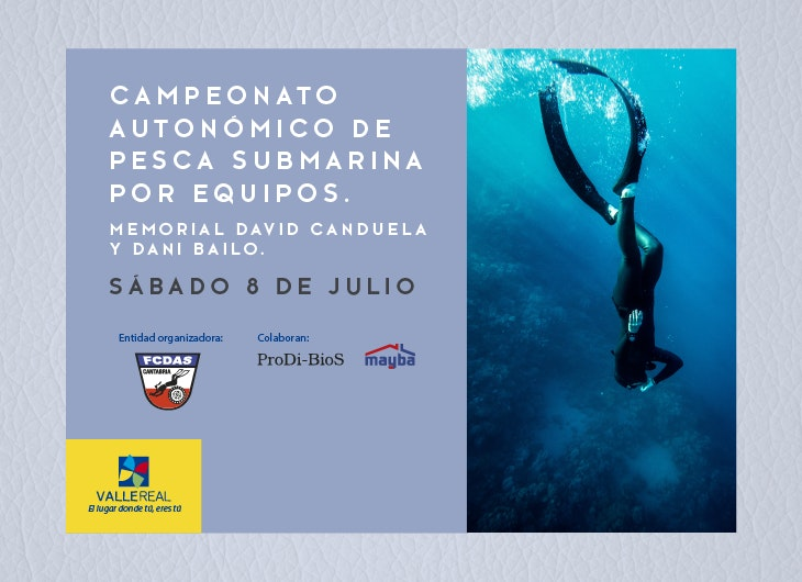 Concurso pesca submarina