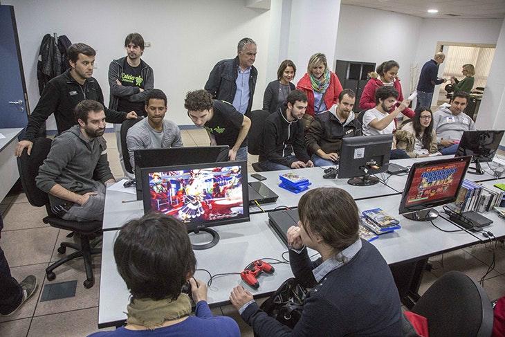 Especialízate en videojuegos con 'RetroCamargo'