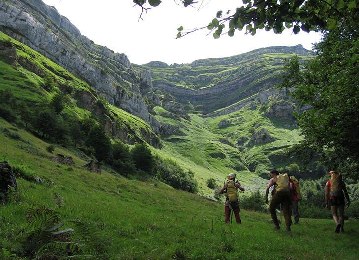 rutas senderismo cantabria para ninos