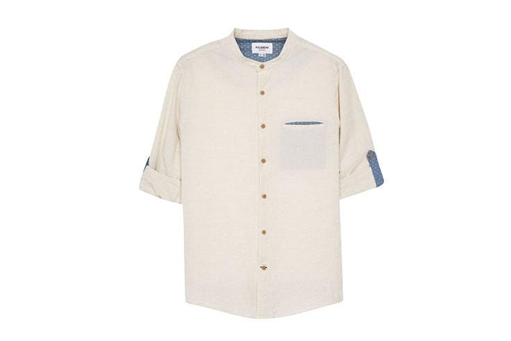 camisas hombre Pull&Bear