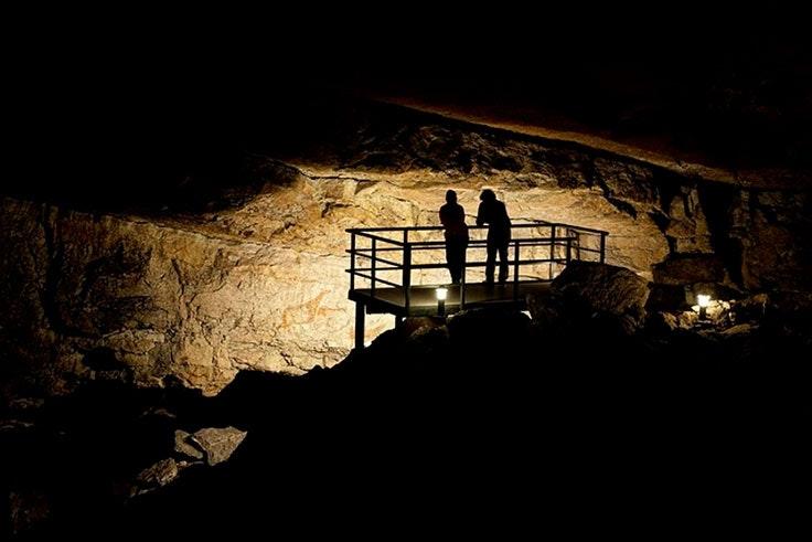 Descubrimiento de la cueva