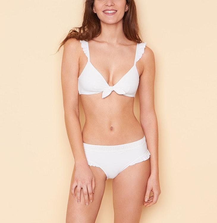 Must have de verano: bikini volantes