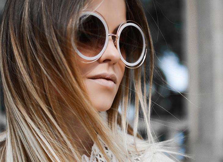 Termina tu look con unas gafas de sol perfectas
