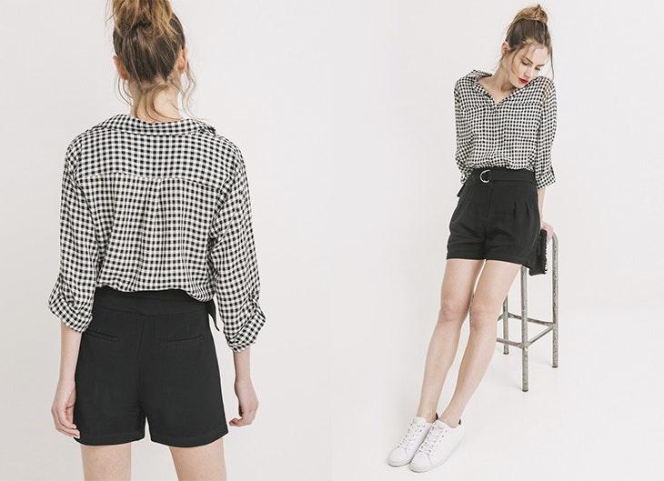 Pantalones cortos altos: tu nuevo must have