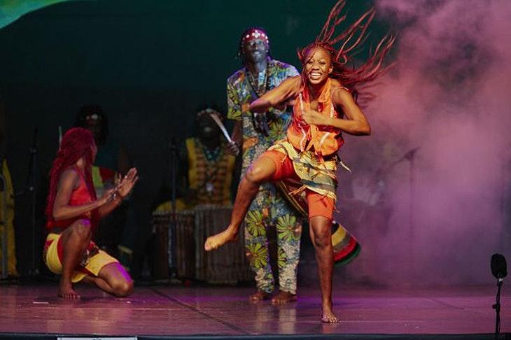 'Ballet Jammu' llega al Festival de Verano de Camargo