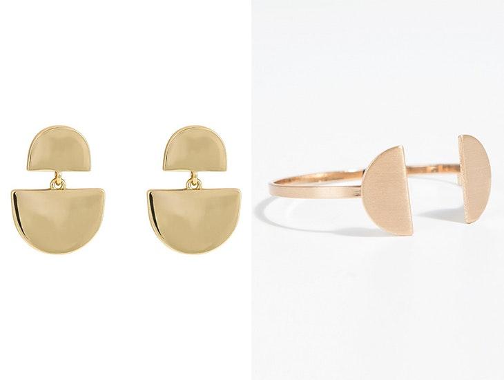 Complementos dorados: un toque diferente a tu look