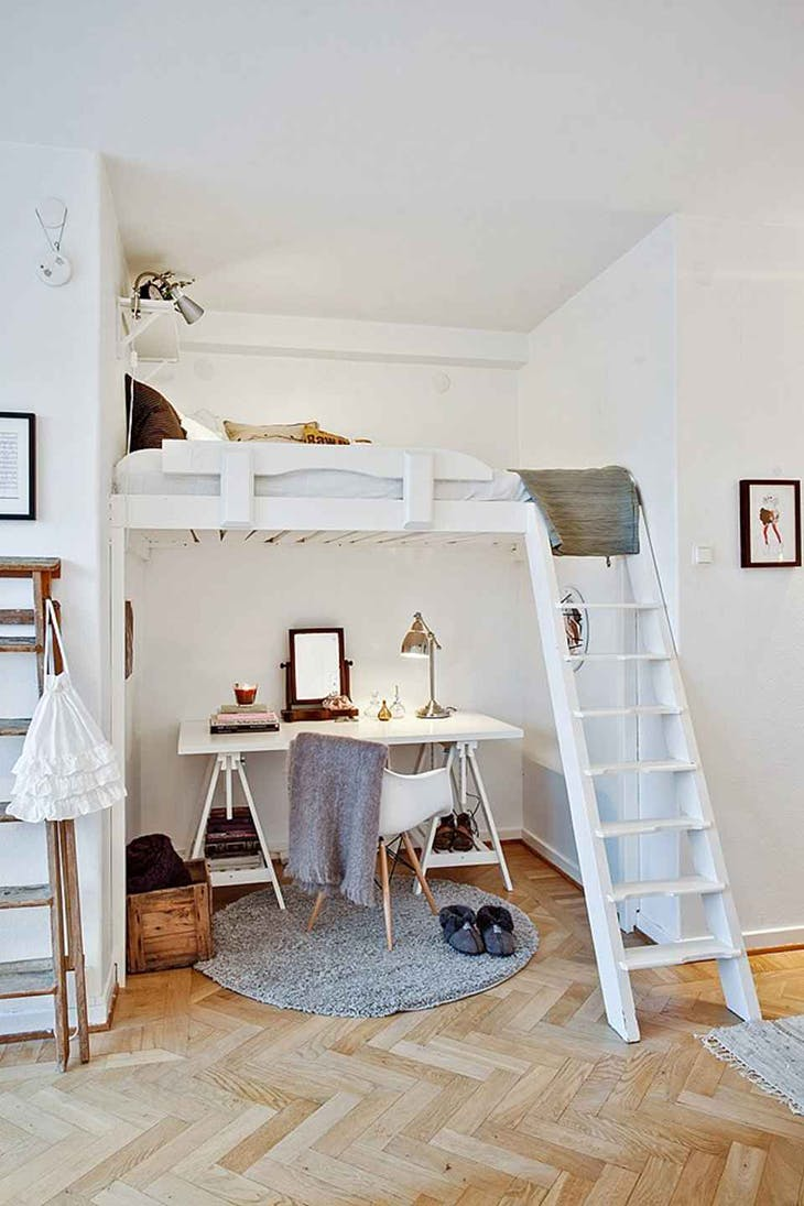 5 Incre Bles Trucos Para Decorar Una Habitaci N Peque A ~ Como Decorar Una Habitacion Pequeña