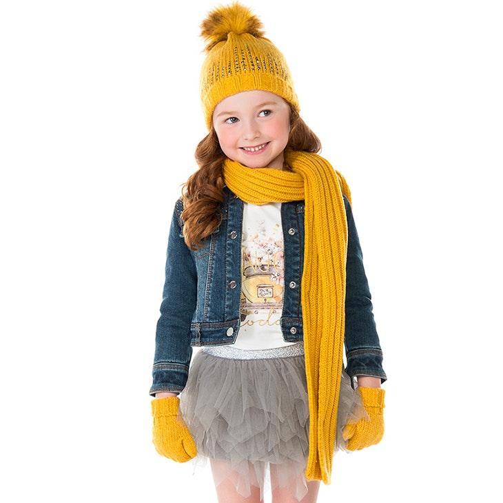 Las faldas para niñas más ideales