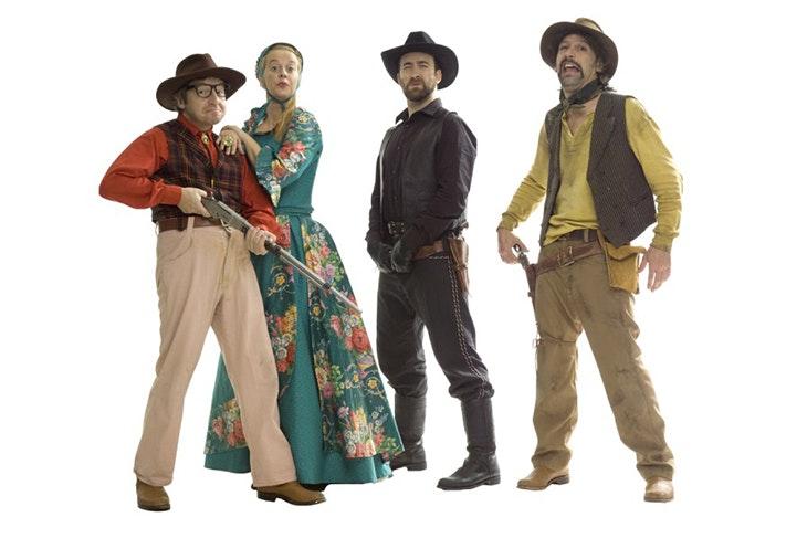 'Far West', los vaqueros llegan al Festival de Verano de Camargo