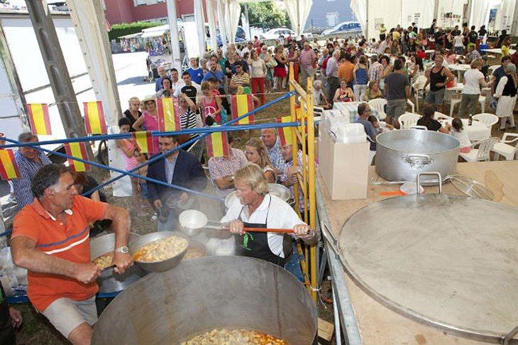 Disfruta de las Fiestas de San Ramón en Herrera