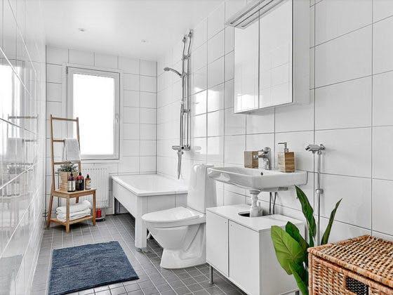 4 increíbles ideas para decorar un baño