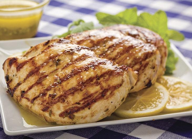2 recetas de pollo fáciles de preparar