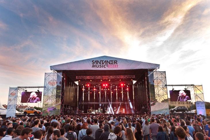 Cómo prepararse para el Santander Music 2017