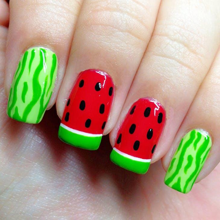 Los diseños de uñas más originales