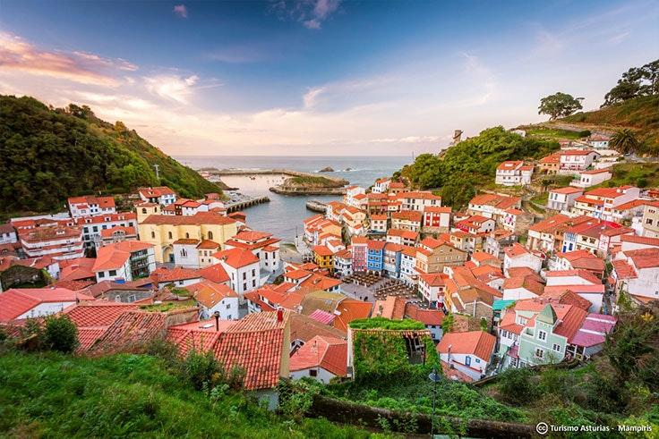 destinos españoles Asturias