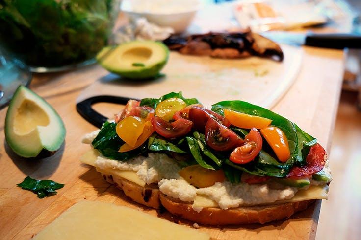 Alimentación, saludable, hábitos, recetas