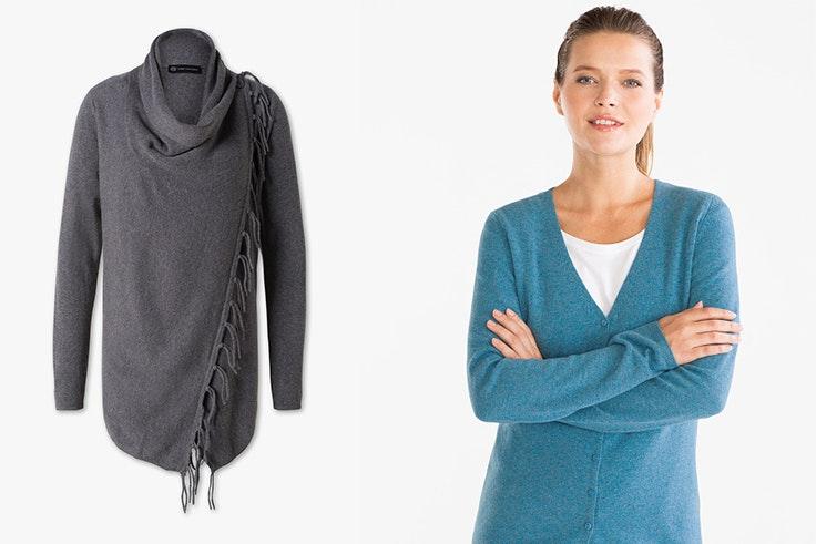 Cashmere, moda, otoño, tendencias