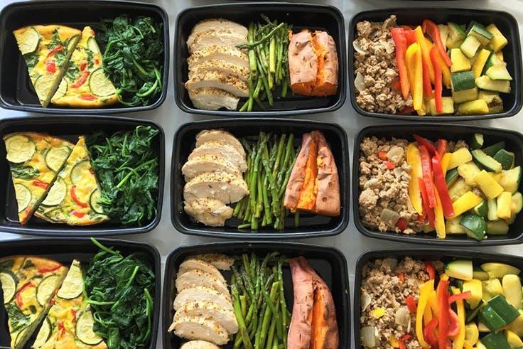 lifestyle, healthy comida, saludable