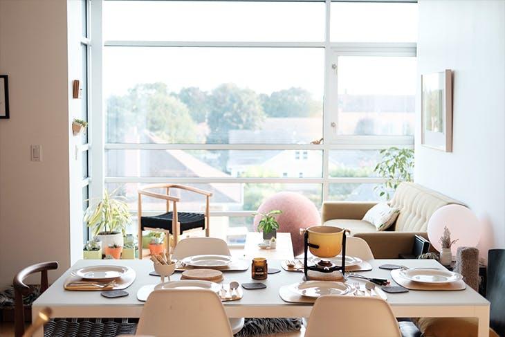 4 consejos para decorar un piso pequeño