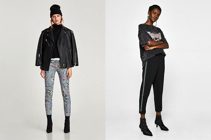 moda, otoño, zara, bershka, pantalón