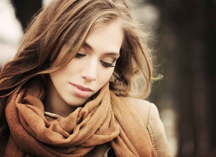 cabello, otoño, cuidados, belleza