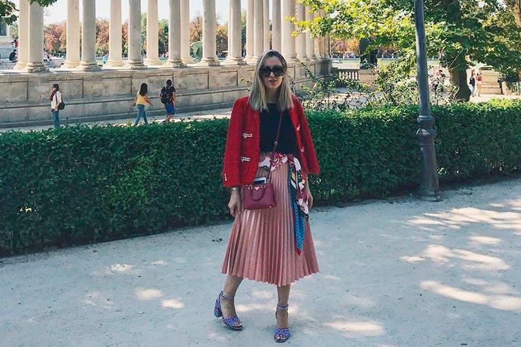 Priscila, moda, tendencias