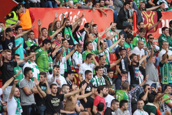 Segunda derrota consecutiva del Racing de Santander