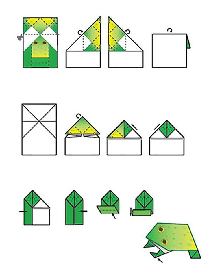 3 manualidades para niños originales y fáciles