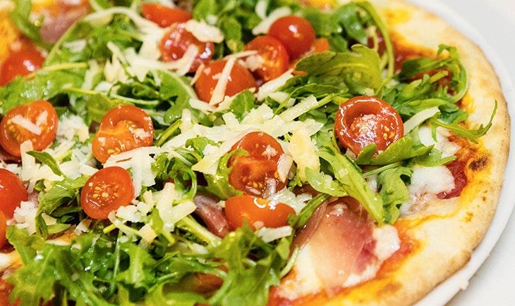 3 ideas de pizzas saludables