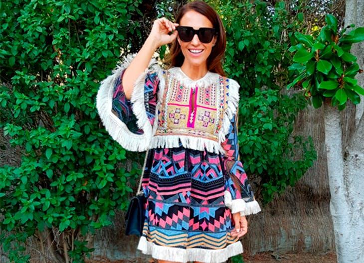 Paula Echevarria, moda, tendencias