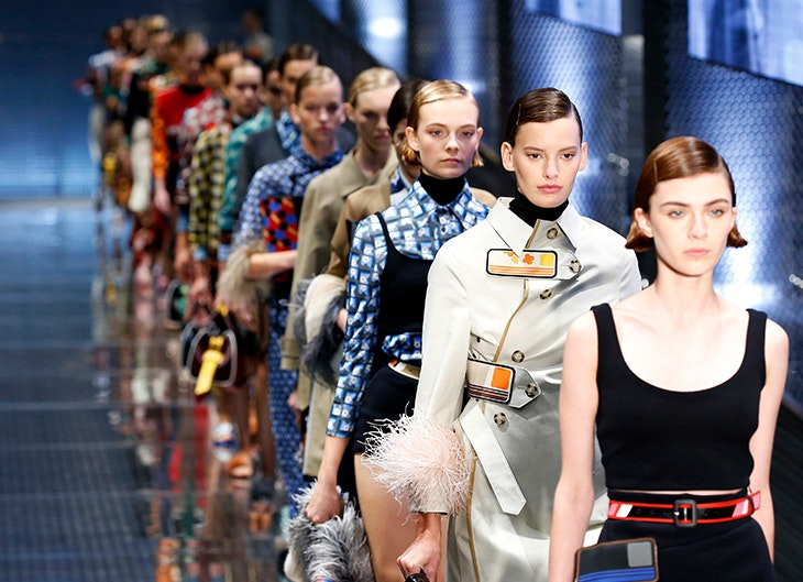 Milan Fashion Week 2017 - 2018