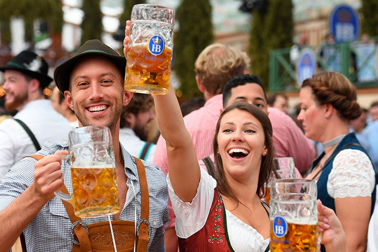 Alemania-Oktoberfest