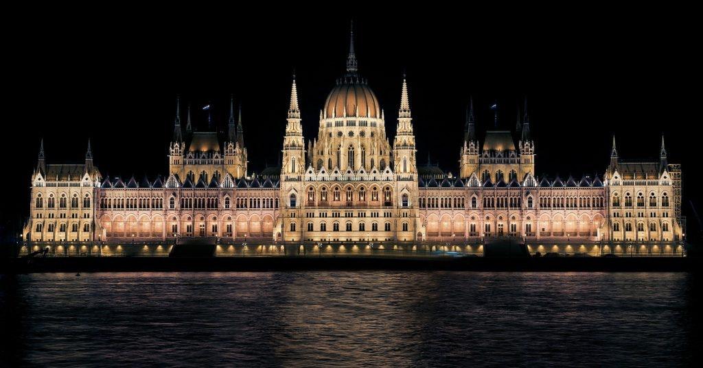 budapest, parlamento, danubio, rio
