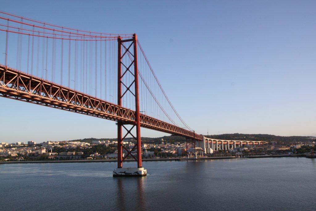 lisboa, puente, riom portugal