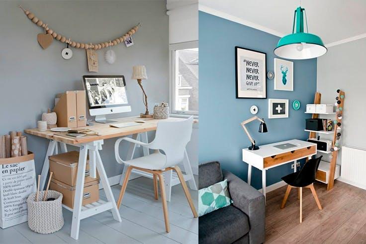Almacenaje, casa, oficina, decoración