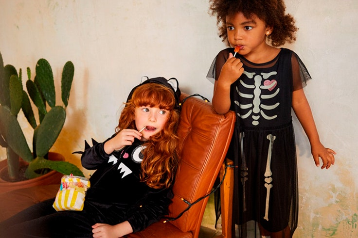 Halloween, tiendas, novedades, kids