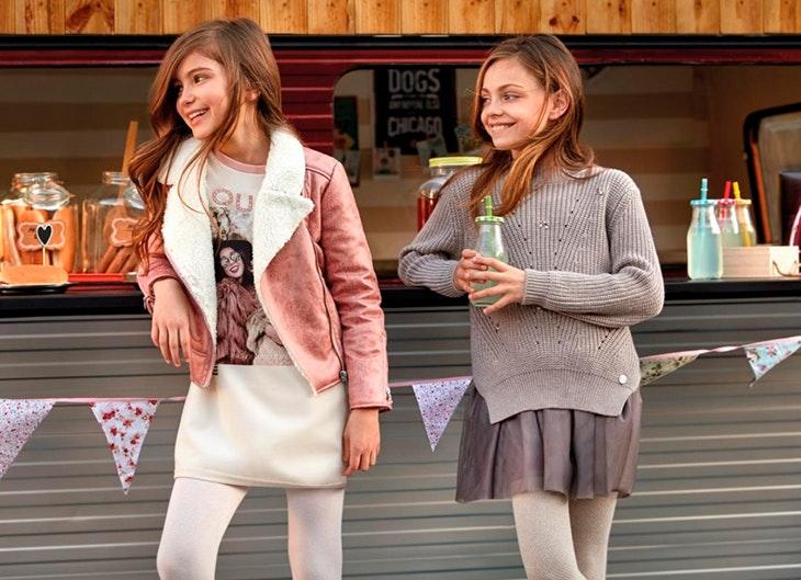 Moda, Kids, otoño, tendencias