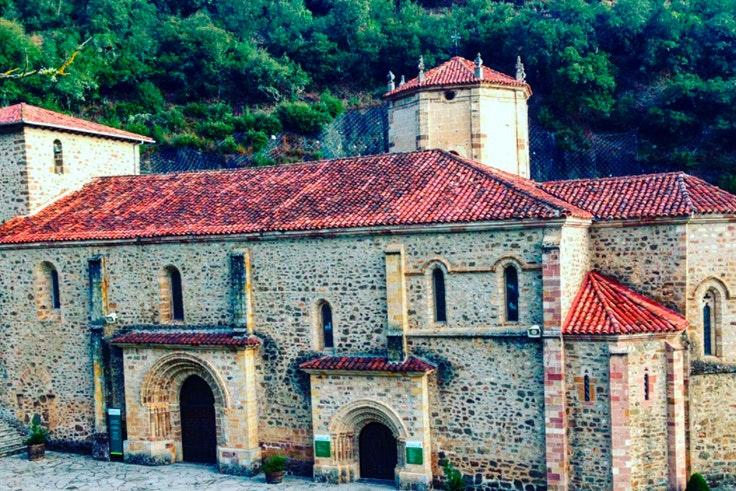 Monasterio, viajes, turismo, Cantabria
