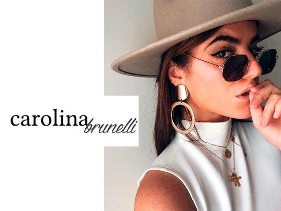 Carolina Brunelli es una de las influencers que participa en el concurso de 'Tu armario te suplica un cambio'.