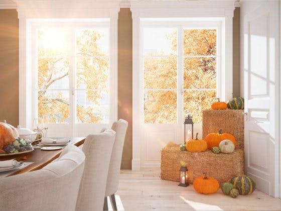 Decora y adapta tu hogar para combatir el frío.