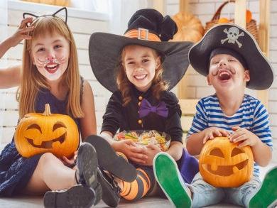 Los mejores disfraces de Halloween para los más pequeños de la casa.