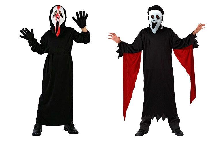 disfraz halloween fantasma