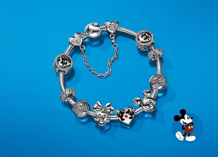 Colección de joyas de Pandora y Disney (Pandora)