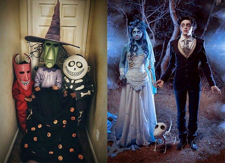 Ideas para disfrazarte en Halloween