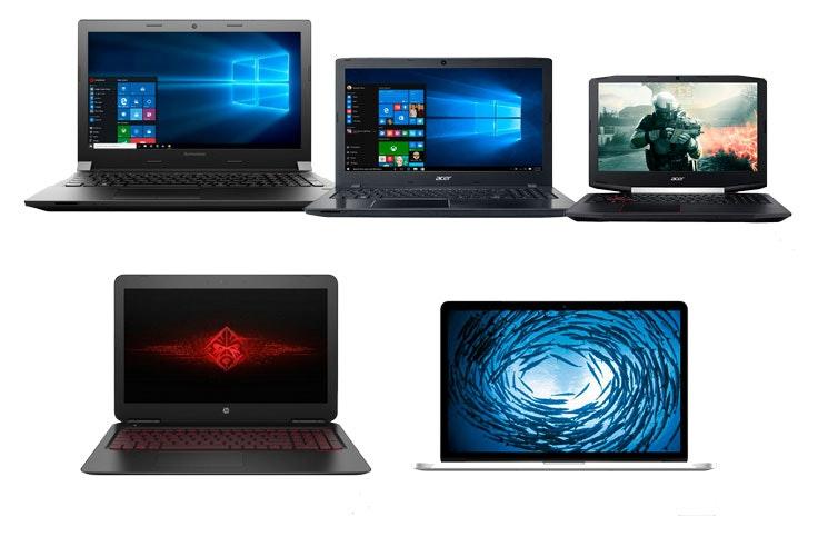 ordenadores portátiles