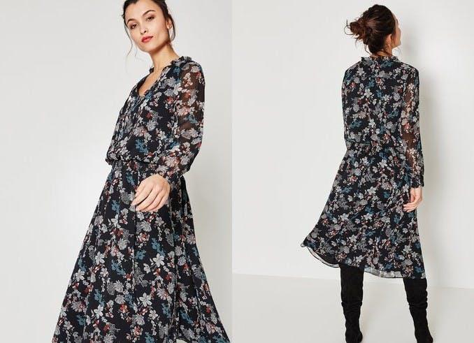 vestido camiseros naif