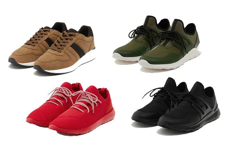 calzado deportivo hombre