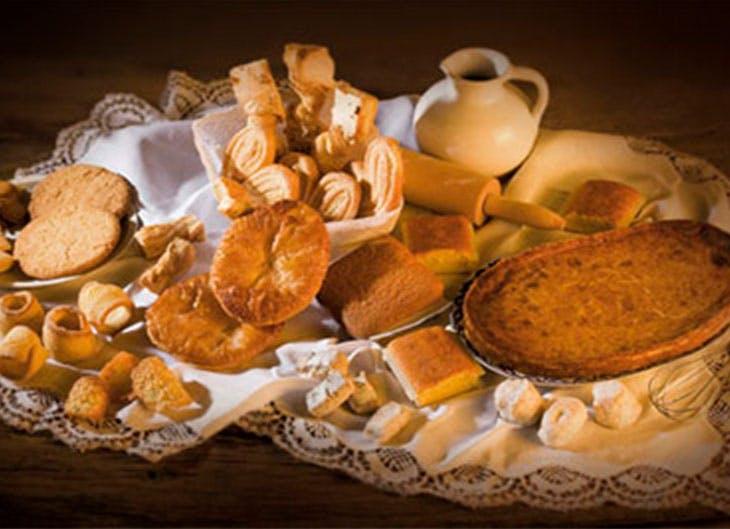 Dulces típicos de Cantabria en Navidad