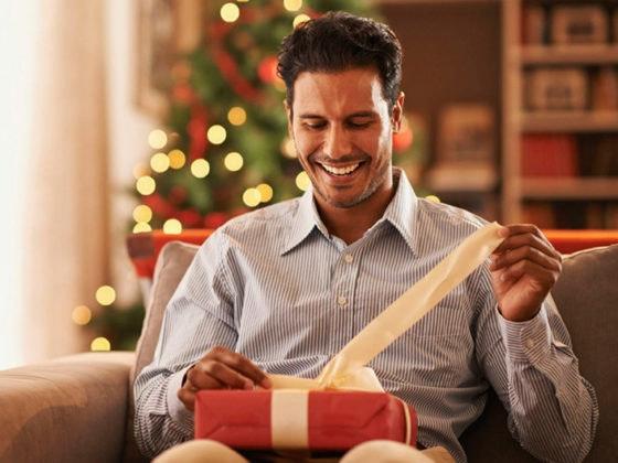 regalos Navidad hombre