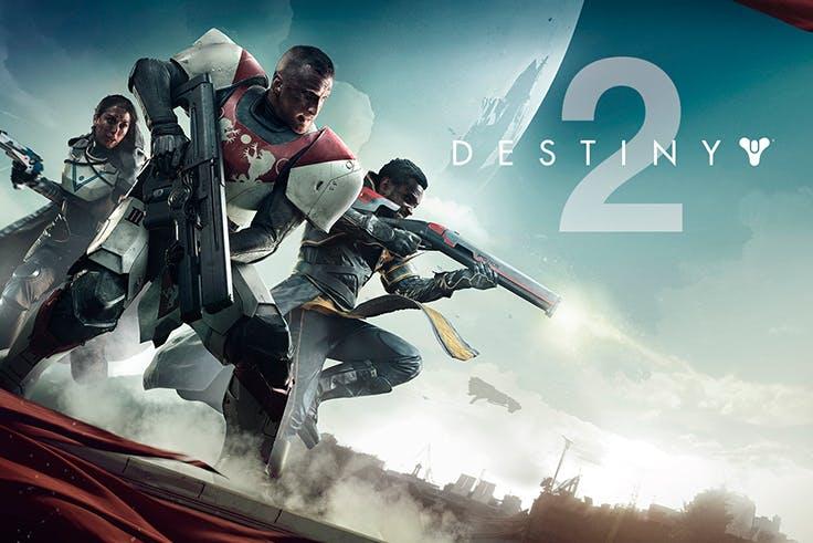 Videojuego Destiny 2 para PS4
